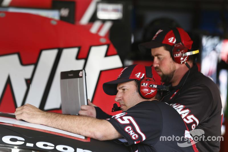 механіки для Курт Буш, Stewart-Haas Racing Chevrolet
