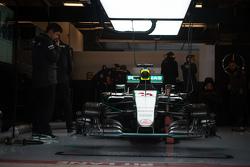 Mercedes AMG F1 W06 van Lewis Hamilton, Mercedes AMG F1