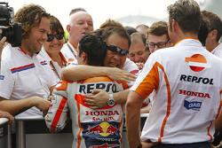 Переможець Дані Педроса, Repsol Honda Team