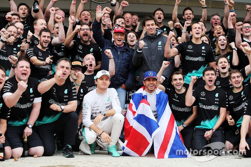 Auch Nico Rosberg ist dabei