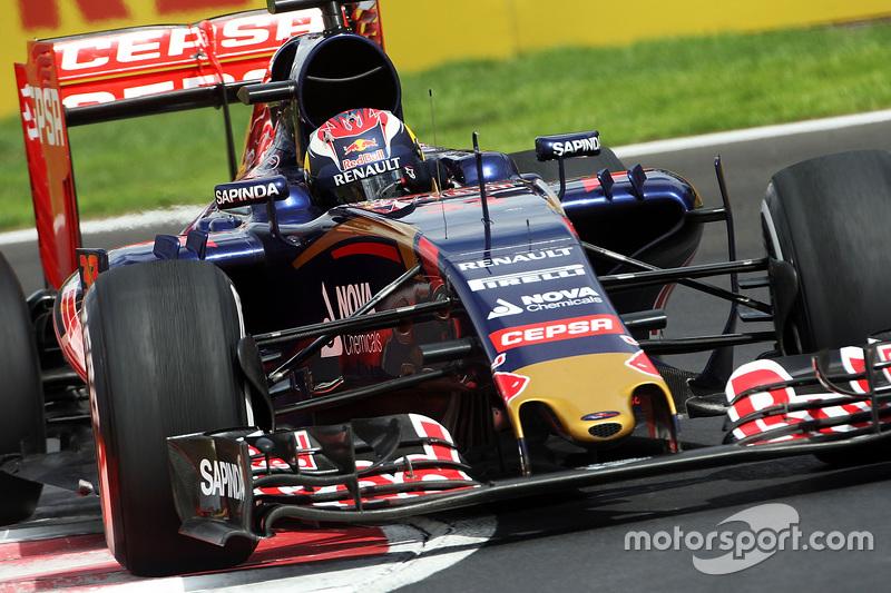Rookie van het jaar: Max Verstappen