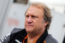 Robert Fernley, Sahara Force India F1 Team