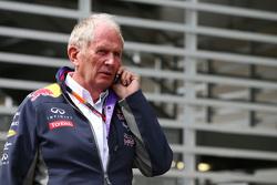 Д-р Хелмут Марко, Red Bull Motorsport Consultant