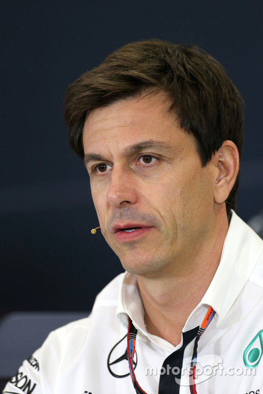 Toto Wolff, Mercedes-Sportchef