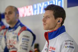 Anthony Davidson, Toyota Racing