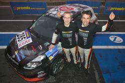 Şampiyonlar #285 Groneck Motorsport Renault Clio: Tim Groneck ve Dirk Groneck