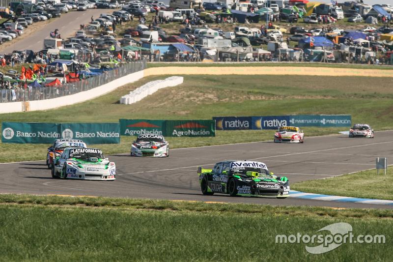 Мауро Галломбардо, Maquin Parts Racing Ford, Сантьяго Мангоні, Laboritto Jrs Torino, Гастон Маццакан
