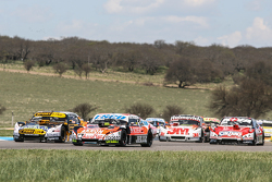 Guillermo Ortelli, JP Racing Chevrolet, Leonel Pernia, Las Toscas Racing Chevrolet, Mariano Werner, Werner Competicion Ford, Matias Rossi, Donto Racing Chevrolet