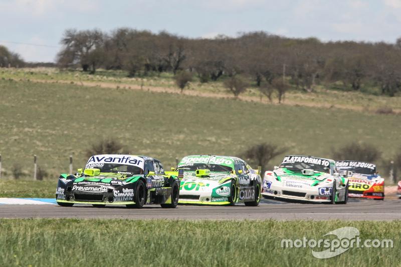 Мауро Галломбардо, Maquin Parts Racing Ford, Агустін Канапіно, Jet Racing Chevrolet, Сантьяго Мангон