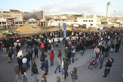 Mundo Dakar event: overall ambiance