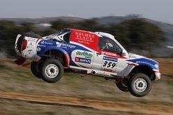Team NJ Motorsports: Pedro Grancha and Vitor Jesus