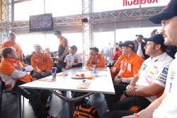 KTM team is informed about the cancellation of the Dakar