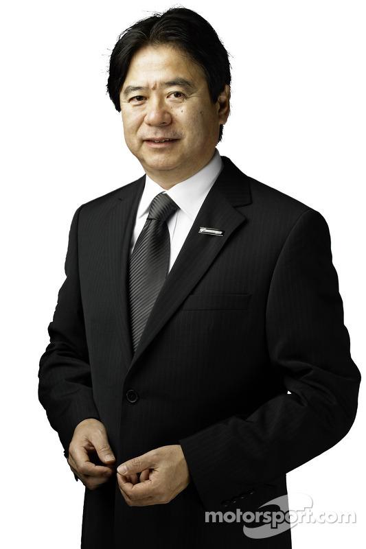 Noritoshi Arai Director Technical Co-ordination