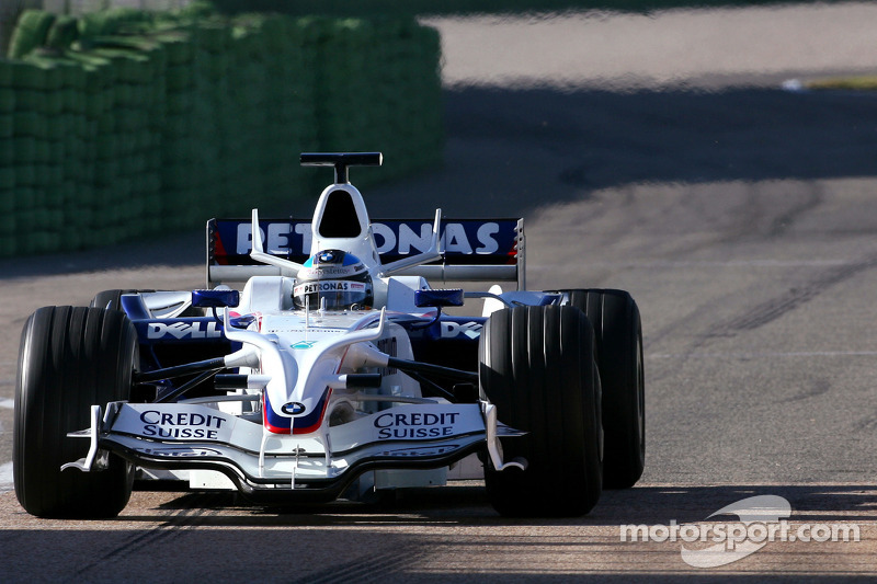 BMW Sauber F1.08 (2008)