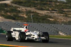 Takashi Kogure, Test Pilotu, Honda Racing F1 Team