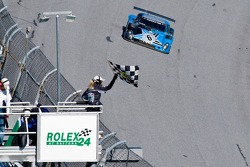 #6 Michael Shank Racing Ford Riley: A.J. Allmendinger, Burt Frisselle, Ian James, John Pew