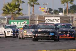 #10 Spirit of Daytona Racing Pontiac GTO: Larry Oberto, Mike Weinberg