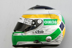 Helmet, Giancarlo Fisichella, Force India F1 Team