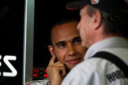 Lewis Hamilton, McLaren Mercedes ve Jo Ramirez