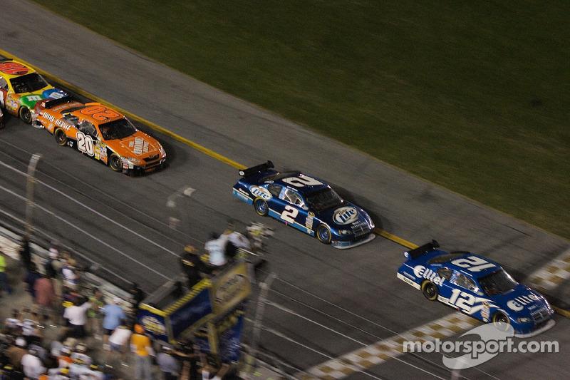 9. 2008 Daytona 500 - Penske prevails