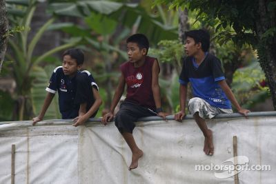 Asie: Sentul