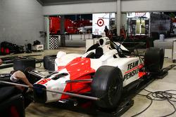 Car of Ryan Briscoe