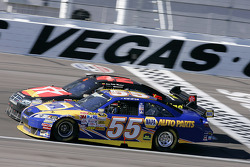 Michael Waltrip and Juan Pablo Montoya