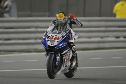 Jorge Lorenzo fête sa seconde place