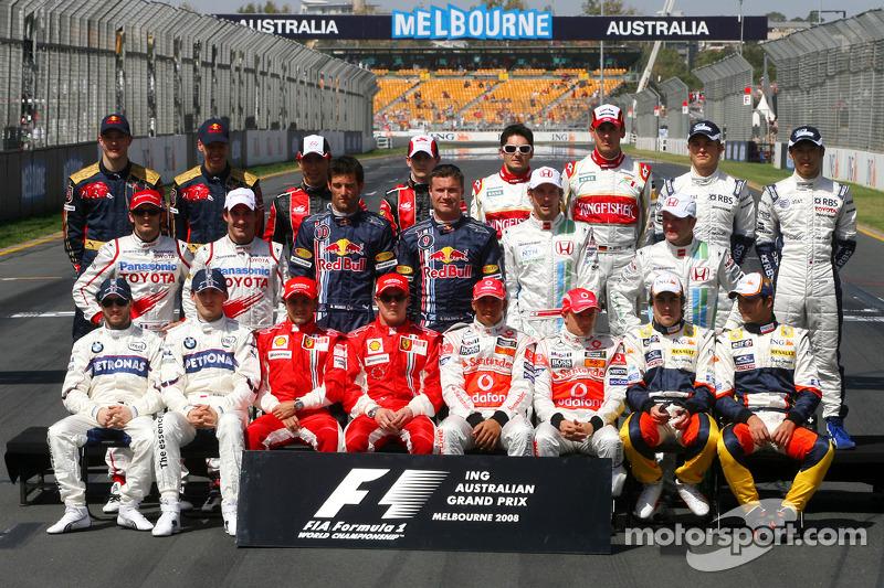 Участники сезона-2008