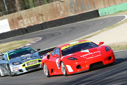 Kessel Racing Ferrari 430 GT3: Paul Warren
