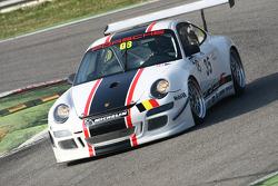 #35 Prospeed Competition Porsche GT3 Cup S: Richard Westbrook, Martin Ragginger