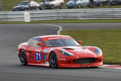 GT4 Ginetta G50: Ian Stinton and Neil Clark