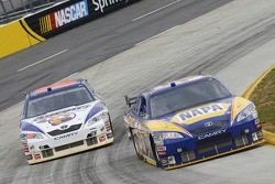 Michael McDowell and Michael Waltrip