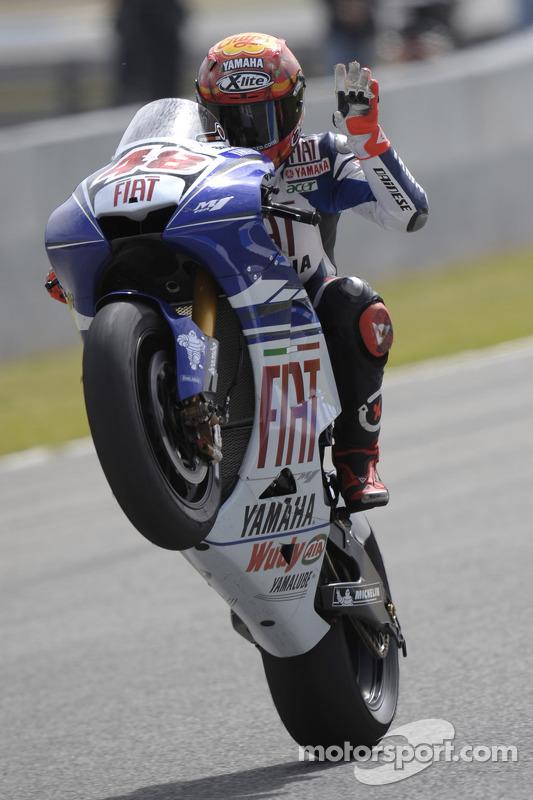 Grand Prix von Spanien 2008 in Jerez