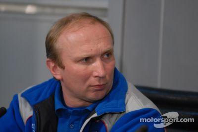 Conférence de presse du Rallye Transoriental à Moscou