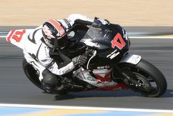 Bertrand Stey, Honda CBR 1000 RR