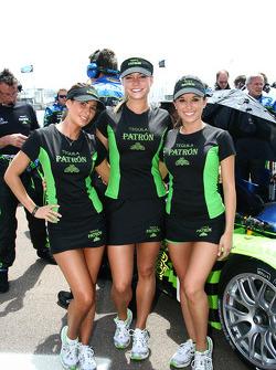 Beautiful Patron girls