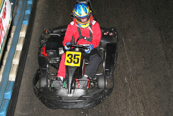 Go-kart event at Fastimes Indoor Karting