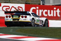 #72 Luc Alphand Aventures Corvette C6.R: Luc Alphand, Guillaume Moreau