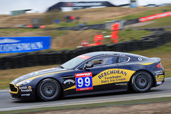 Beechdean Motorsport Aston Martin N24 at Scotsman