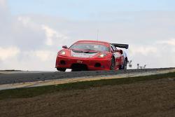 Ferrari at Seat curves