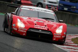 Xanavi Nismo GT-R : Satoshi Motoyama, Benoît Treluyer