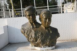 Rodriguez brothers monument: Ricardo and Pedro Rodriguez