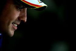 FIA press conference: Fernando Alonso, Renault F1 Team