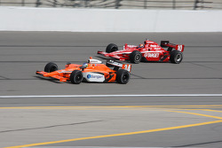 Jamie Camara and Dan Wheldon