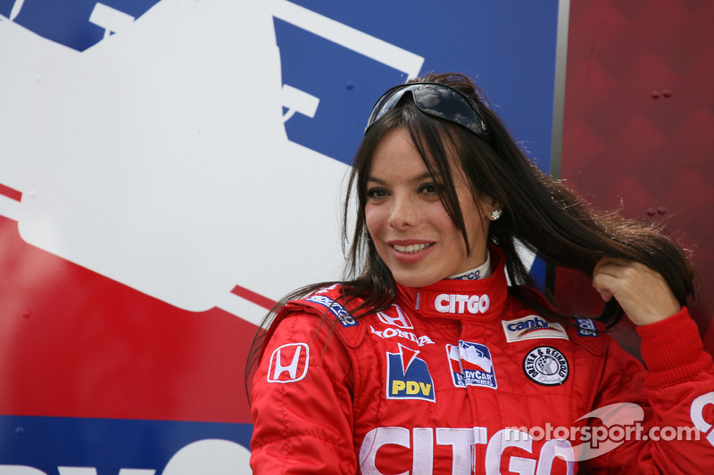 Milka Duno (IndyCar, Sportwagen, ARCA)