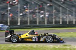#45 Embassy Racing WF01 - Zytek: Mario Haberfeld, Warren Hughes