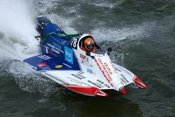 #78 Bourgeot Racing Team: Alexandre Bourgeot, Lionel Ho Trong, Frédéric Herout, Laurent Fosse