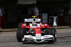 Jarno Trulli, Toyota F1 Team