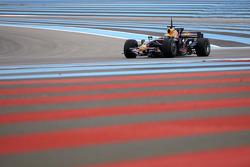 Sebastien Buemi, Test Driver, Red Bull Racing- Formula 1 Testing